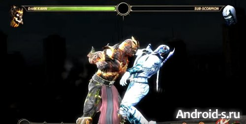 Mortal kombat 9 (Мортал Комбат 9)