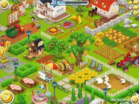 Hay Day (Хай Дей Ферма)