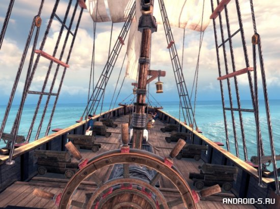 Assassins Creed Pirates (Ассасин Крид Пираты)