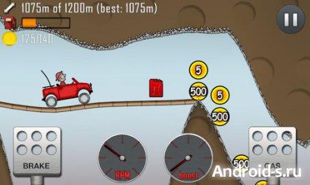 Hill Climb Racing (Хилл климб рейсинг)