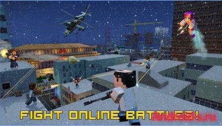 Block City Wars (Блок Сити Варс)