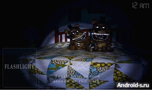5 Ночей с Фредди полная версия (взлом) скачать на Андроид