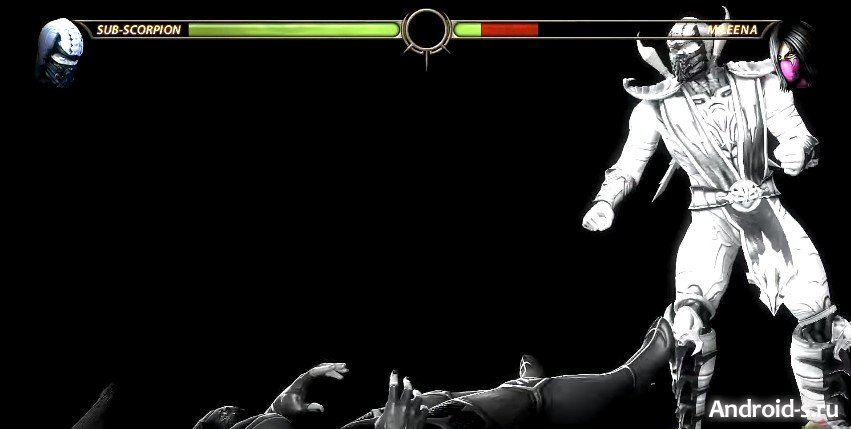 Игры Mortal Kombat - games-lib.com