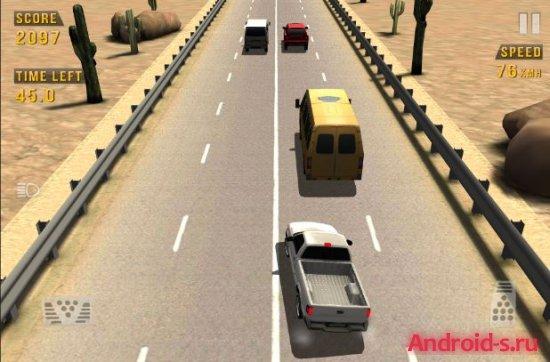 Traffic Racer (Трафик Рейсер)