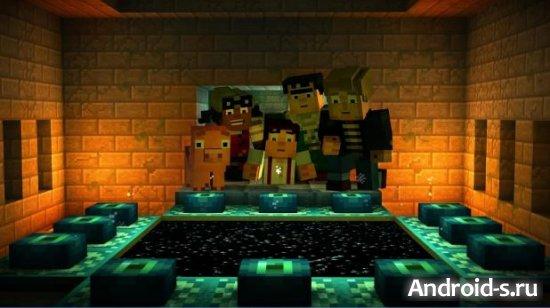 Minecraft: Story Mode (Майнкрафт Стори Мод)