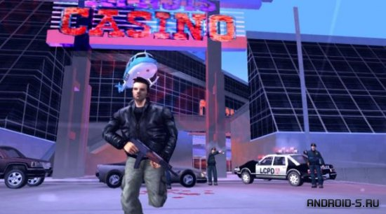 Grand Theft Auto 3 (ГТА 3)