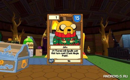 Card Wars - Adventure Time (Карточные войны)